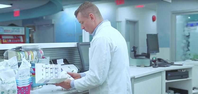 Rexall OneStopMeds pharmacist