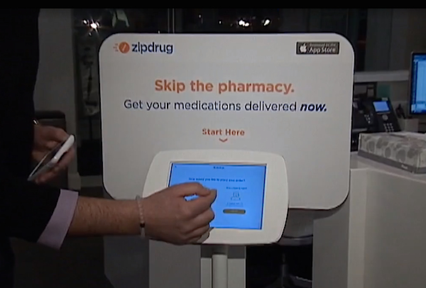 Zipdrug Adds More Convenience To Rx Delivery