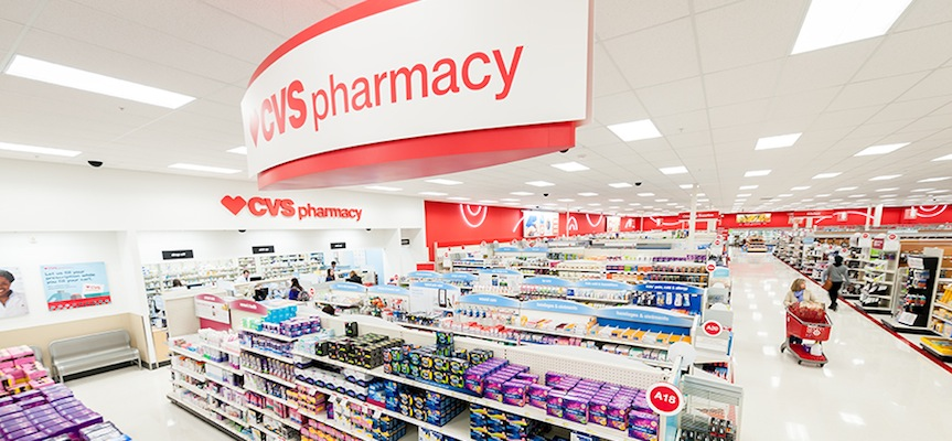 CVS Pharmacy in Target store in Charlotte, NC