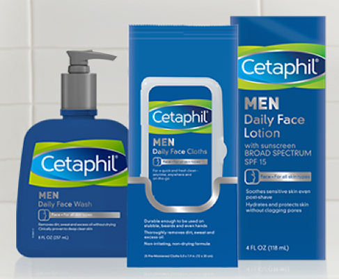 Cetaphil Men