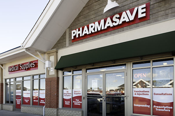 Pharmasave_Copperfield store