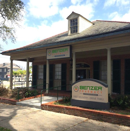 Benzer Specialty Pharmacy_New Orleans