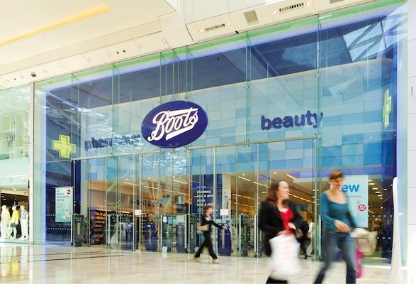 Boots U.K. store