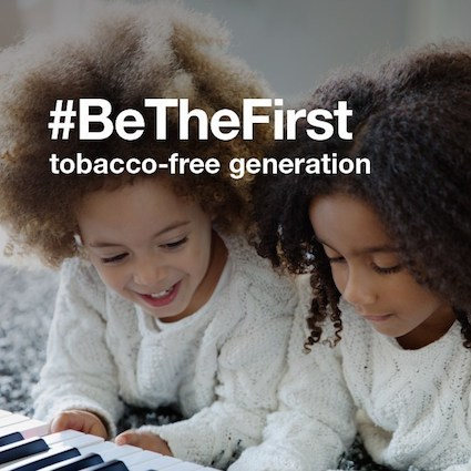 CVS_Be The First_tobacco-free generation