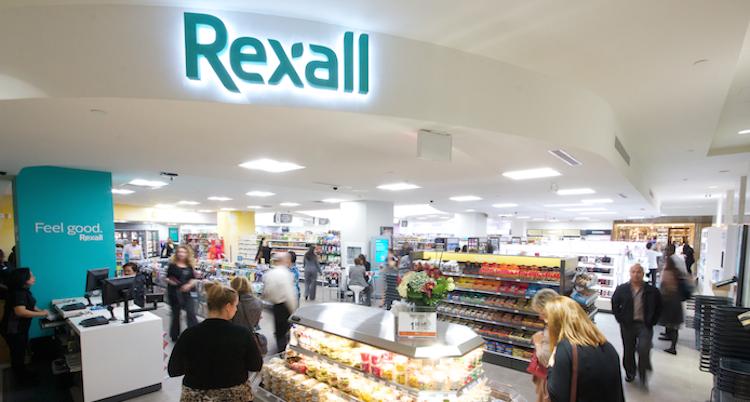 Rexall interior 2013