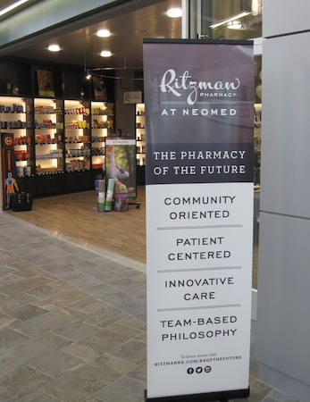 Ritzman Pharmacy of Future_Rootstown_sign