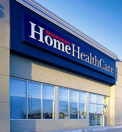 best service a1f01 f08f9 Shoppers Home Health Care store