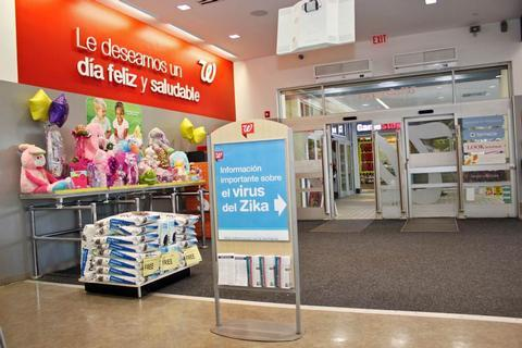 Walgreens Puerto Rico store_Zika prevention