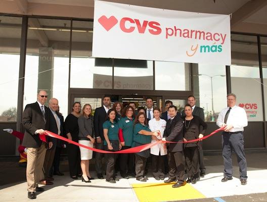 CVS pharmacy y mas LA opening