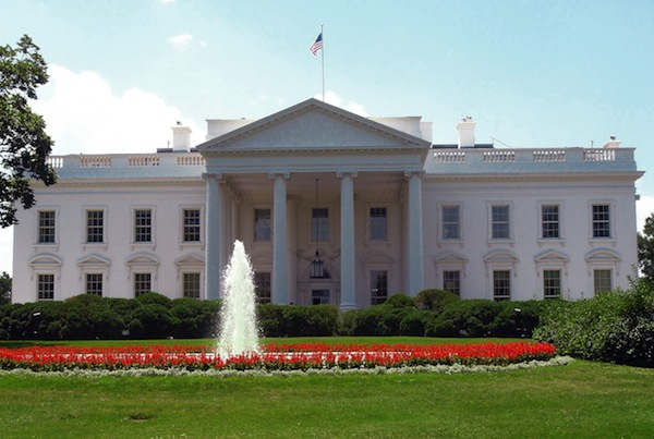 white house_north facade