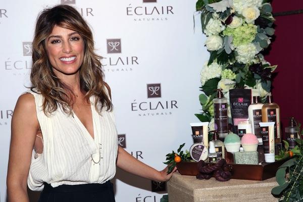 Eclair Naturals launch_actress Jennifer Esposito