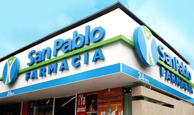 Farmacia San Pablo store
