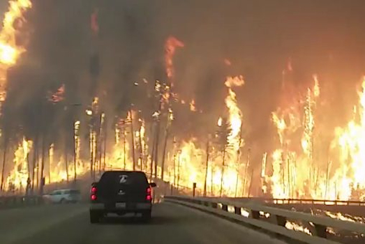 Fort McMurray_Alberta_wildfire