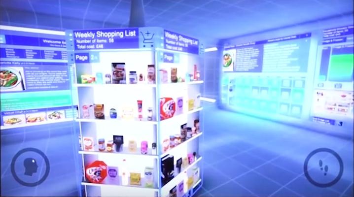 Vision 2026 Virtual Store Rendering_NACDS TSE 2015
