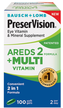 Bausch+Lomb_PreserVision AREDS 2 Formula+Multivitamin