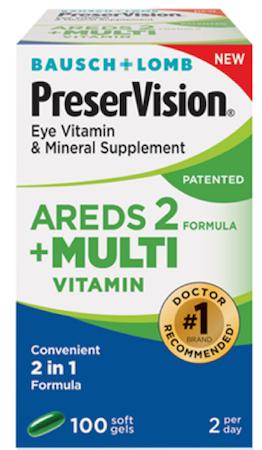 Bausch+Lomb_PreserVision AREDS 2 Formula+Multivitamin