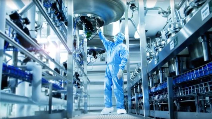 Sandoz biosimilar manufacturing