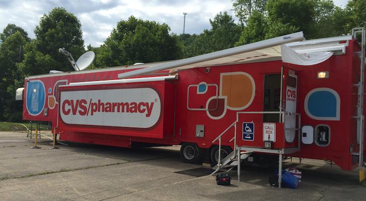 CVS mobile pharmacy_Elkview WVa