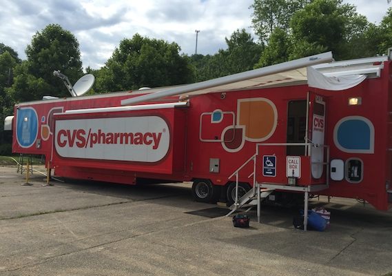 CVS mobile pharmacy_Elkview WVa_featured