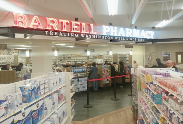Bartell Drugs pharmacy_Bellevue Village