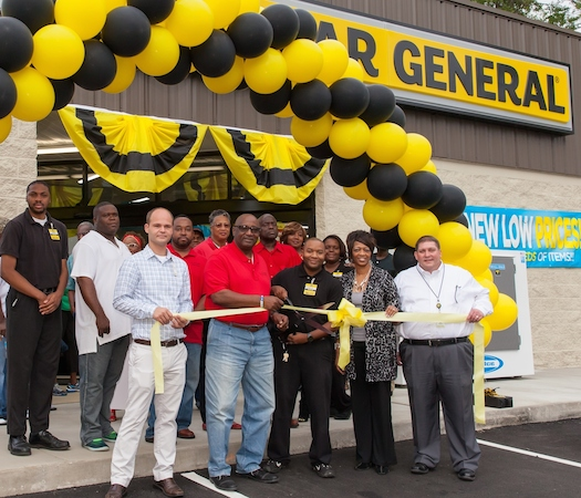 Dollar General 13000th store_Birmingham_AL