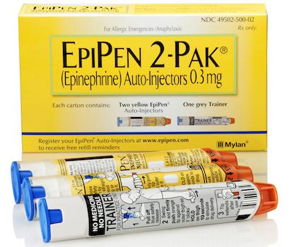 EpiPen 2-Pak_Mylan