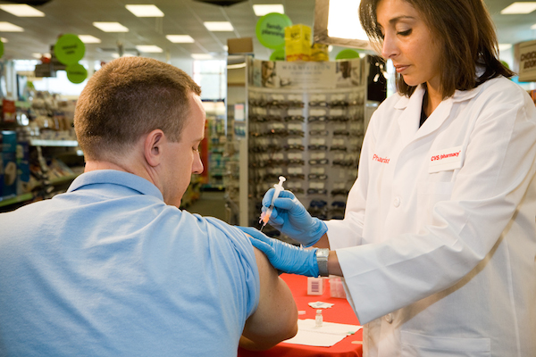 cvs convenience coverage sway flu shot decisions cdr chain