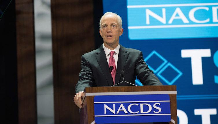 NACDS chairman Martin Otto