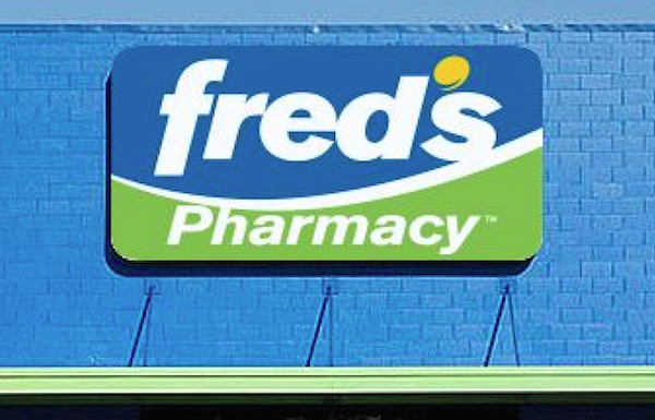 Freds Pharmacy_sign closeup