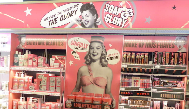 Walgreens_Soap & Glory