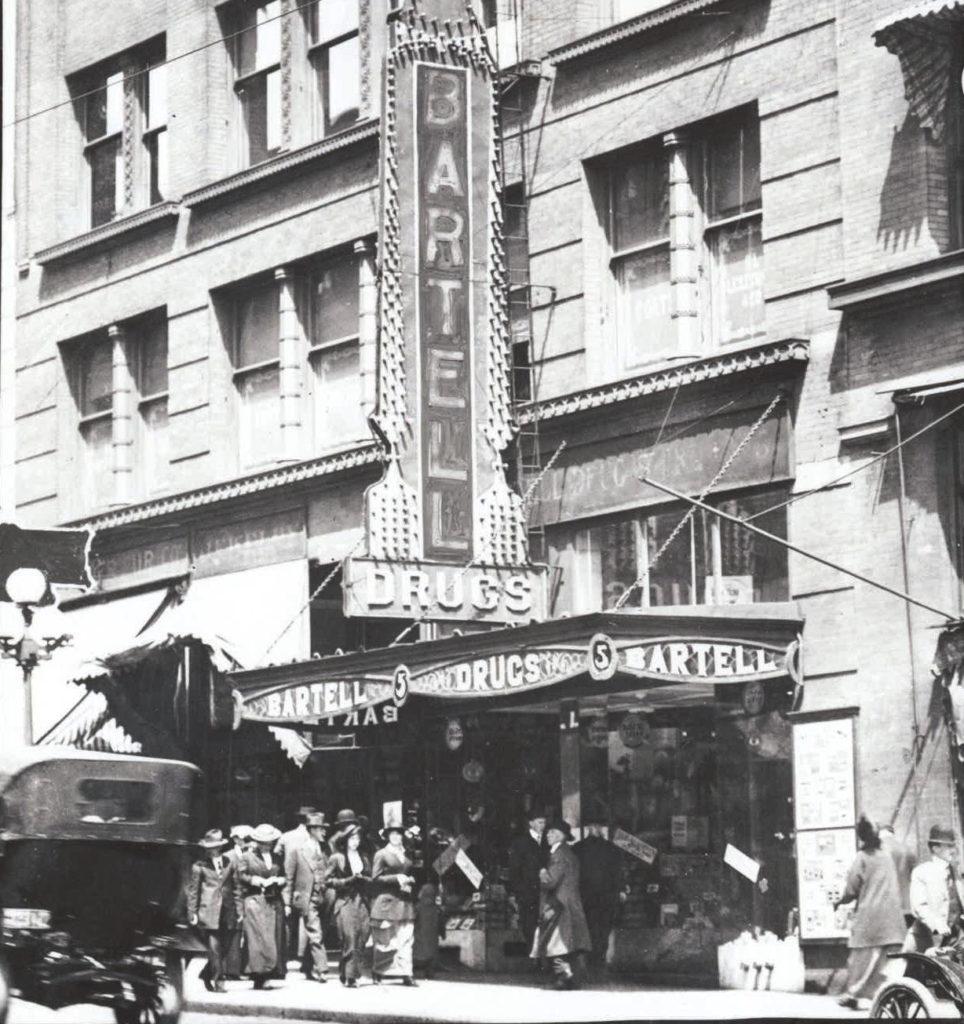 bartell-drugs-store-circa-1918