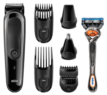 Braun multi-grooming kit MGK3060