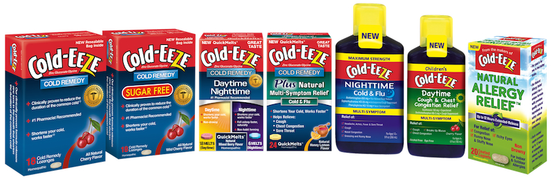 cold-eeze-product-line