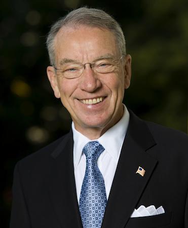 Senator Chuck Grassley_headshot
