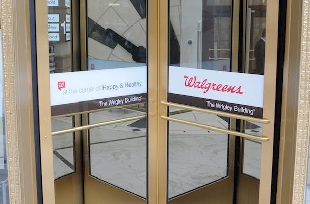walgreens-wrigley-building_door-sign