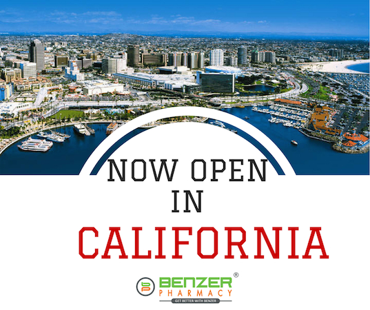 Benzer Pharmacy_First California Store