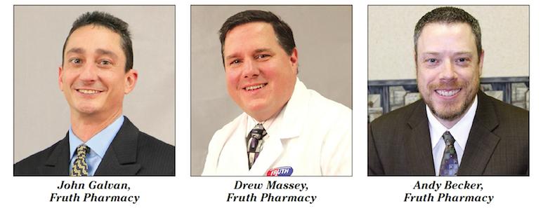 John Galvan_Drew Massey_Andy Becker_Fruth Pharmacy
