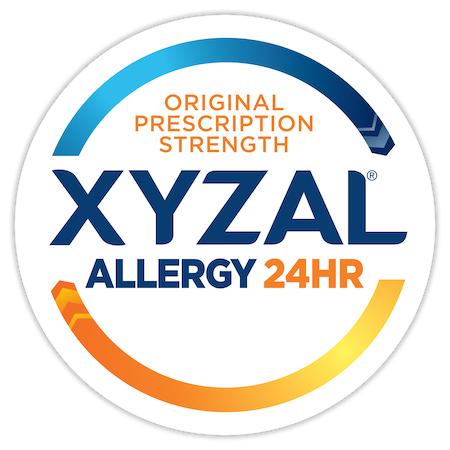 Xyzal Allergy 24HR logo_Sanofi