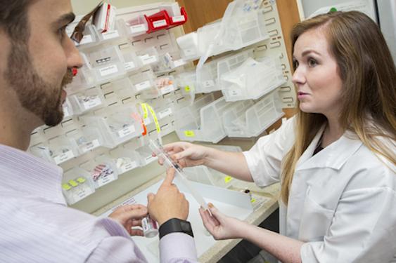 Binghamton University School of Pharmacy & Pharmaceutical Sciences