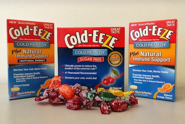 Cold-EEZE products
