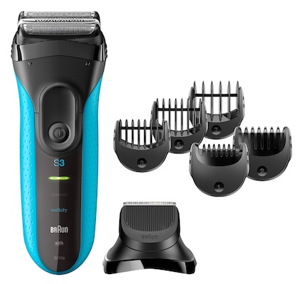 Braun Series 3 Shave & Style electric shaver