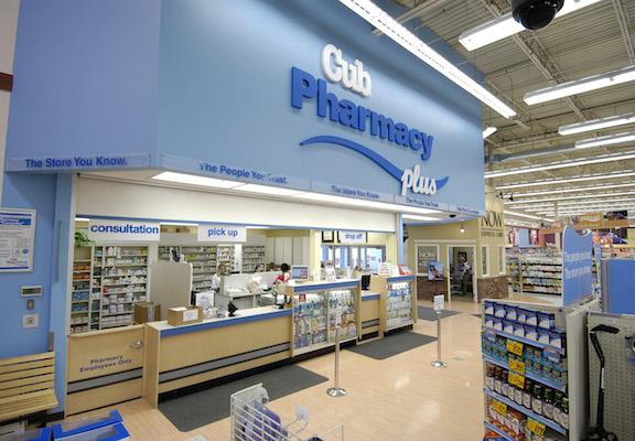 Cub Foods pharmacy_Supervalu