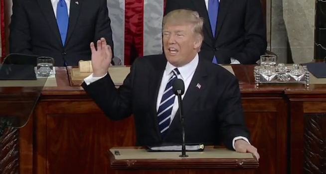 Donald Trump_State of Union_2017