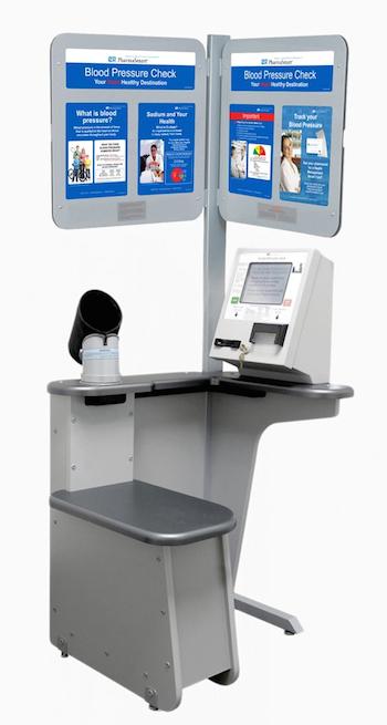PharmaSmart PS2000C kiosk