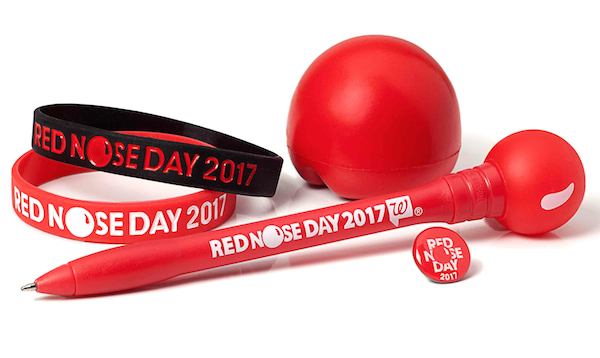 Red Nose Day 2017 merchandise_Walgreens