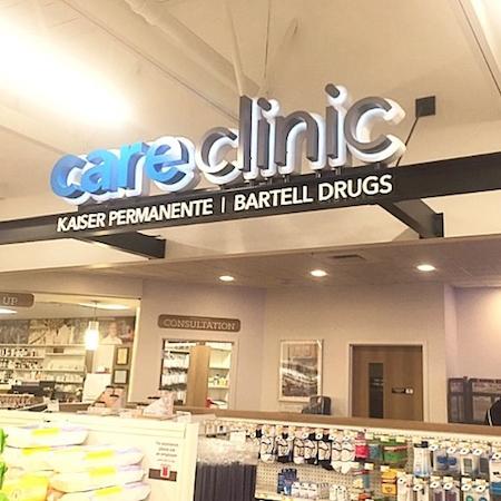 CareClinic_Bartell Drugs_Kaiser Permanente
