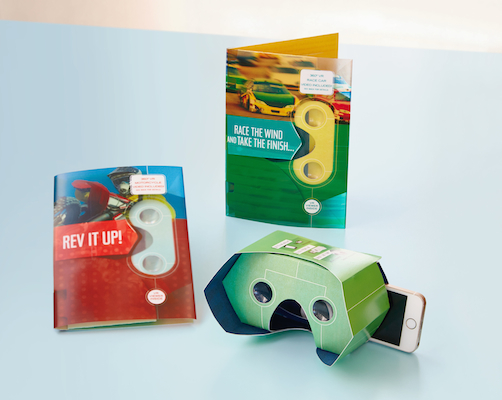 Hallmark launches virtual reality greeting cards cdr chain drug the virtual reality vr cards work as follows the recipient uses a smartphone to access a website and open a youtube app and then slides the phone into m4hsunfo