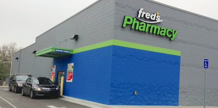 Fred's Pharmacy_drive-through pharmacy