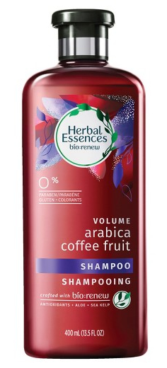 Herbal Essences Bio Renew Arabica Coffee Fruit shampoo