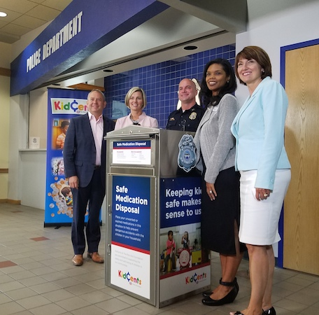 KidCents Safe Medication Disposal Program launch_Rite Aid